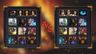 Tempo Storm vs CompLexity - Hearthstone Trinity Series Season 2