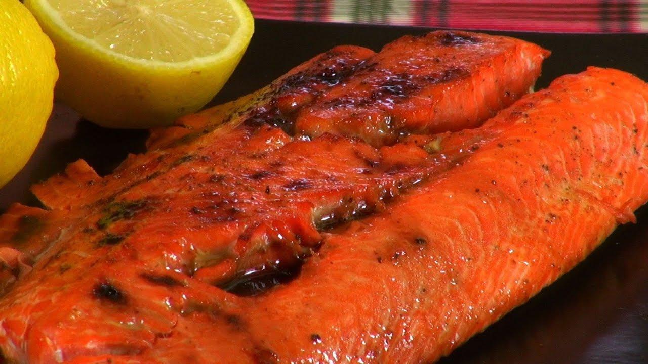 How To Broil Salmon Simple Teriyaki Recipe