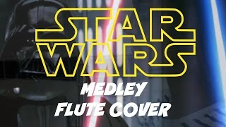 Star Wars Themes - Flute Cover