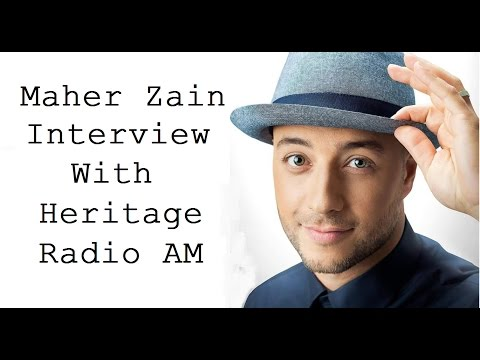 Maher Zain - Interview With Heritage Radio AM