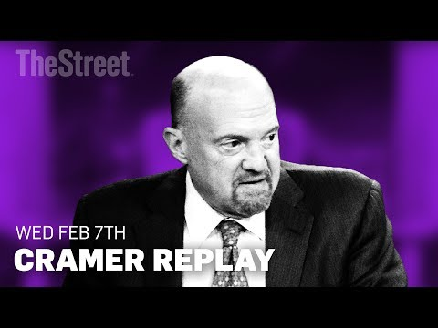 Jim Cramer on the Market Volatility, Disney's Earnings, Snap, and Michael Kors