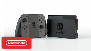 Nintendo Switch Hardware Overview thumbnail