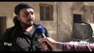 رصد الثوار على جبهة صلاح الدين