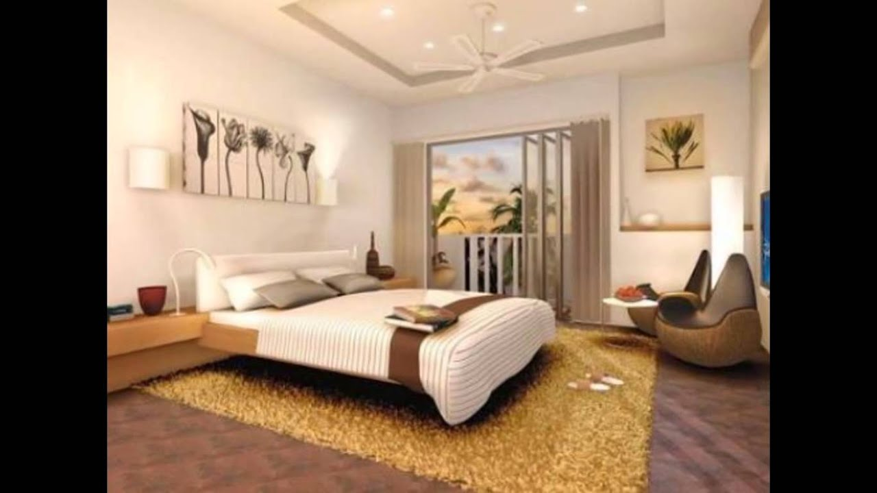 Master Bedroom Decorating Ideas - YouTube