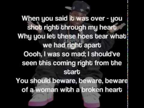 Big Sean Beware Ft Jhené Aiko Lil Wayne Lyrics Youtube