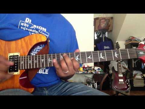 Din - Guitar Lesson