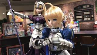 I visited Volks Doll Point in Akiba today and I got to see the new ...