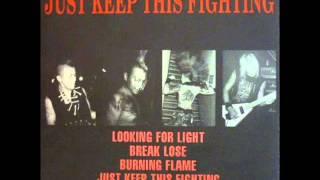 GESHPENST:break lose/just keep this fighting(japanese hardcore punk 1995)