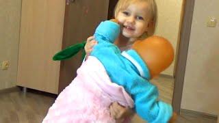 Большая кукла Вадик показываем и рассказываем !!! Huge doll Vadik