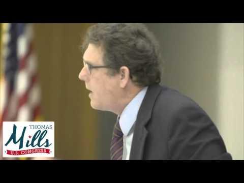 Thomas Mills - Cabarrus County Democrats