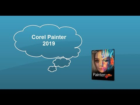 Corel Painter 2019 - Quick Review