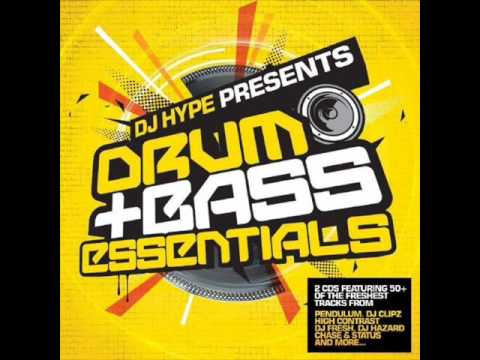 DJ Hype Presents: Drum + Bass Essentials (2009) Disc 2, Tracks 1-4