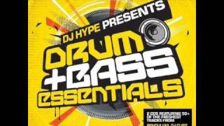 DJ Hype Presents: Drum + Bass Essentials (2009) Disc 2, Tracks 1-4