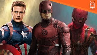 Daredevil Actor Teases Avengers Appearance