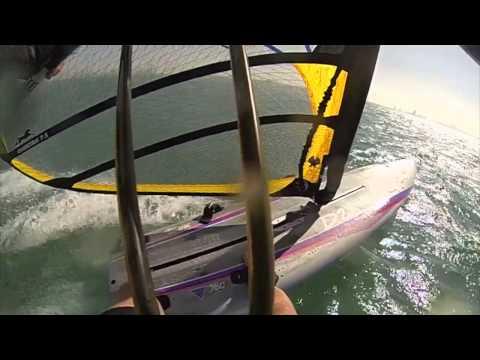 Dubai Offshore Windsurfing    HD 720p
