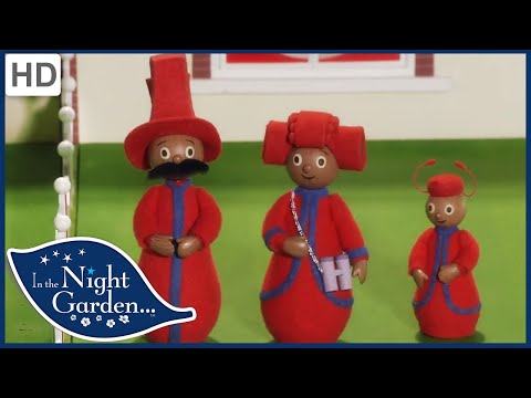 In the Night Garden 223 - Playing Hiding with - Makka Pakka | Cartoons for Kids