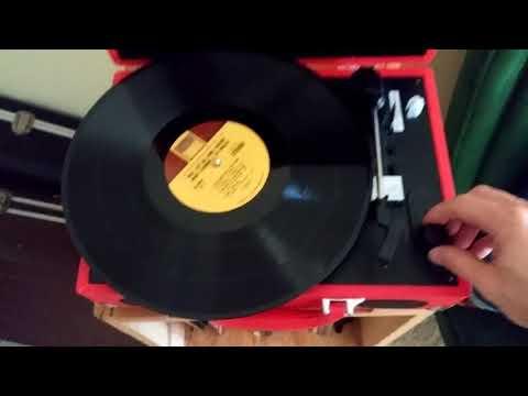 Boytone Record Player BT101TBRD