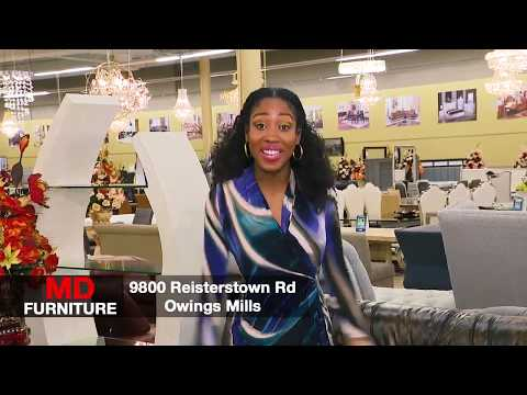 Chardelle Moore's MD Furniture TV Commercial
