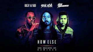 Steve Aoki - How Else feat. Rich The Kid & ILoveMakonnen (Late Remix) [Cover Art]
