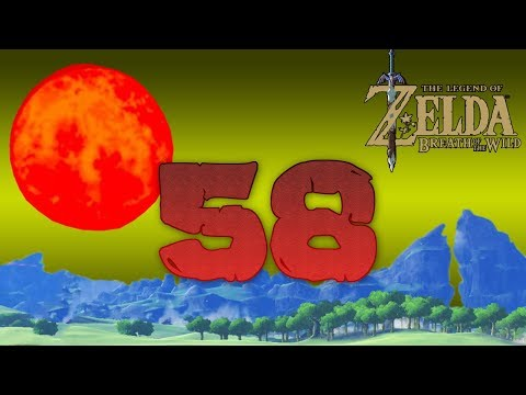 Zelda Breath of The Wild [58]: Blood Loss