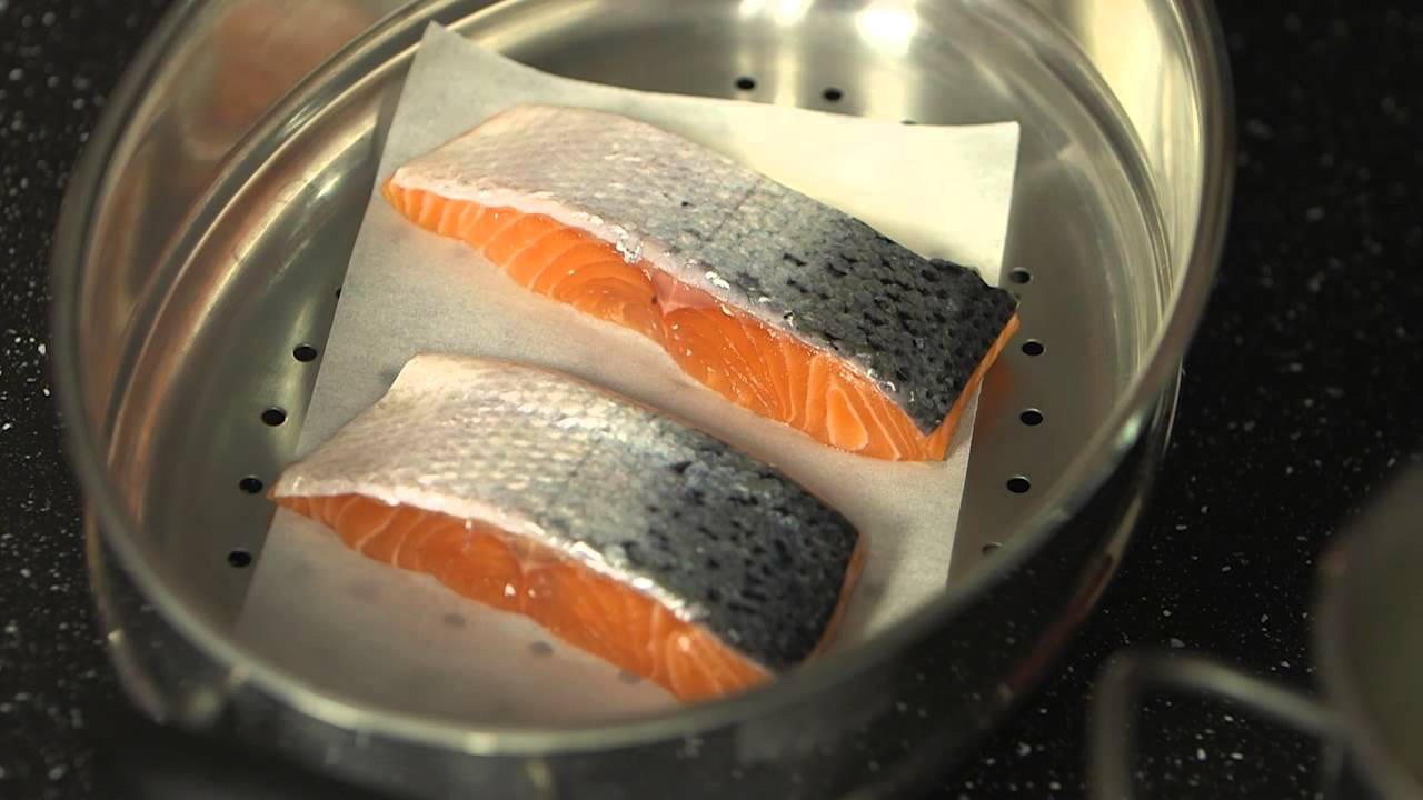 Cuire la vapeur trucs et astuces culinaires auchan for Cuire a la vapeur
