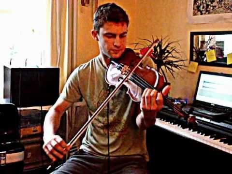 Teri Meri - Violin by David Ramsay
