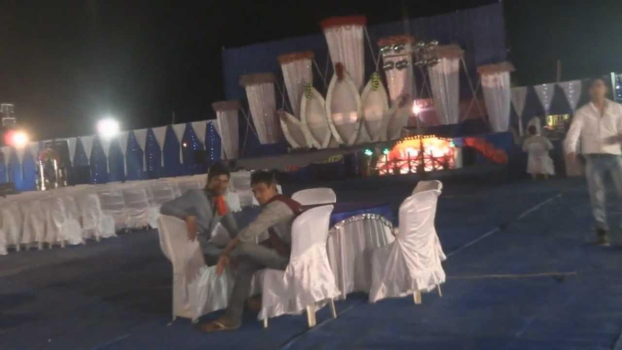 WEDDING DECORATION BILASPUR C.G CRAZY CHAPS COMPANY N WEDDING +919826181112