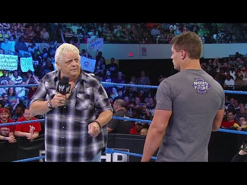 """Dusty Rhodes """"embarrasses"""" Cody Rhodes: SmackDown, April 10, 2012"""
