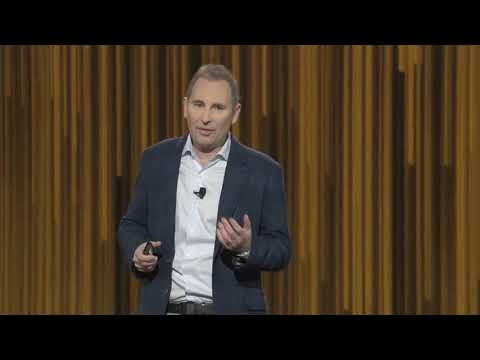 AWS re:Invent 2017 - Amazon Elastic Container Service for Kubernetes Announcement