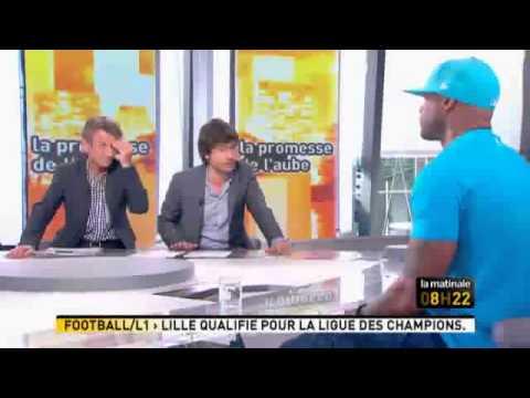 BOOBA la matinale interview Lunatic