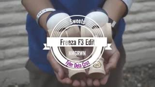 tyler dela cruz pro clear vs cush clear freeza f3 edit sweets kendamas