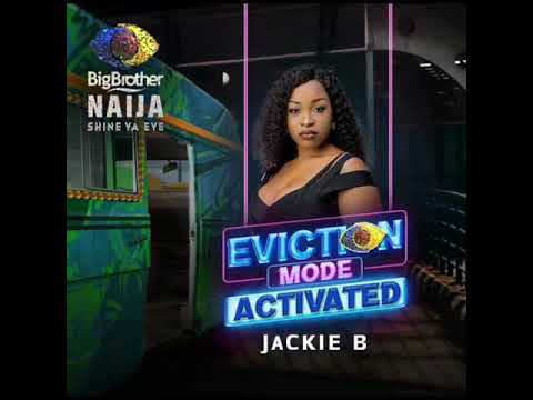 """View reactions to Jackie B's eviction:""""This is injustice, JackieB can't possibly be evicted before."""""""