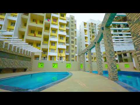 Sun Sapphire - 2 & 3 BHK luxurious flats in Hadapsar, Pune