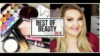 BEST OF BEAUTY 2016 | MAKEUP FAVORITES