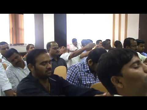 Hypnosis Demo In Marathi At Chitral Pune By Master Hypnotist Vivek Ranaware 1 1