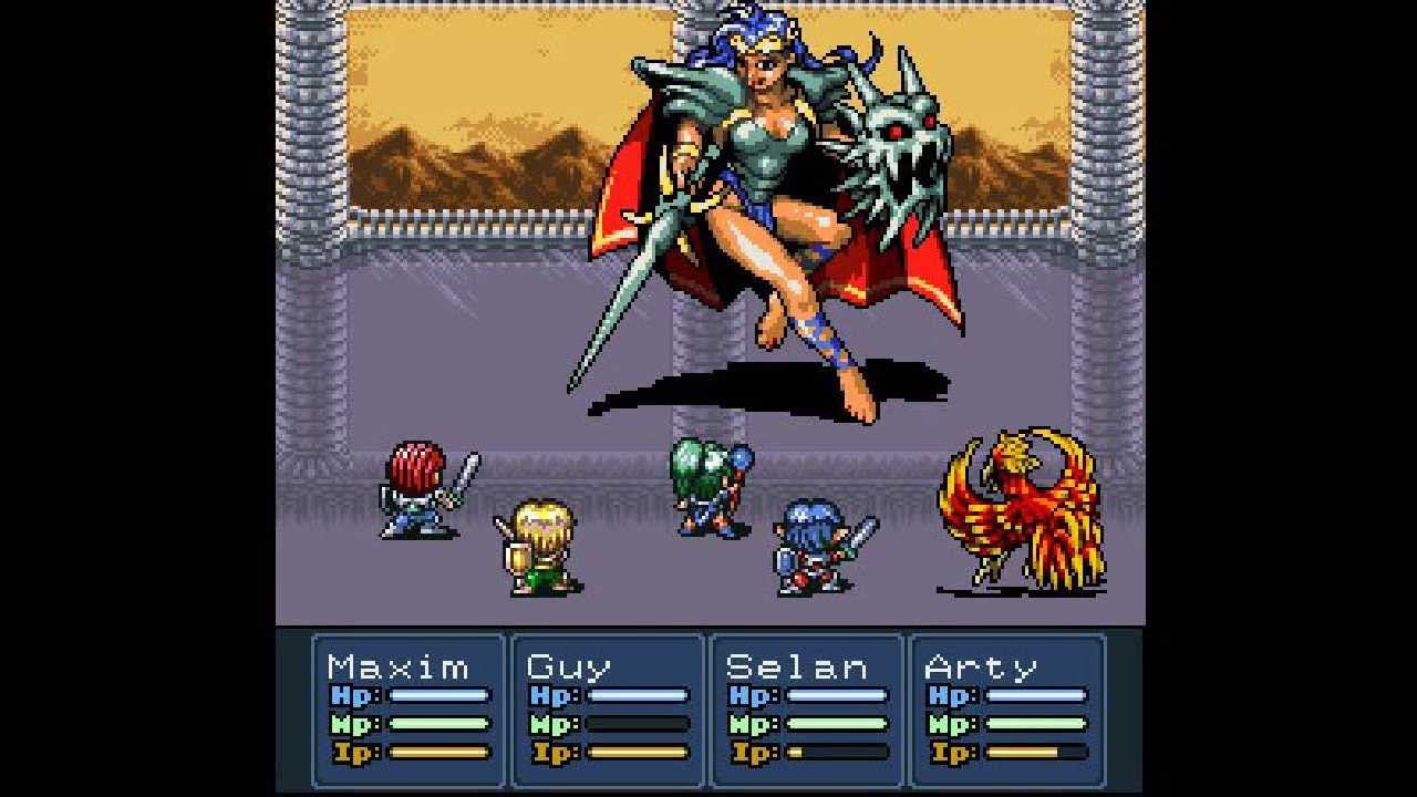 Lufia 2 rise of the sinistrals nintendo classic rpg gaming!