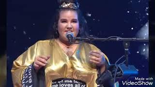 נטע ברזילי בכוכב הבא בעיבוד לקצת משוגעת של שרית חדד Netta Barzilai- A little bit crazy