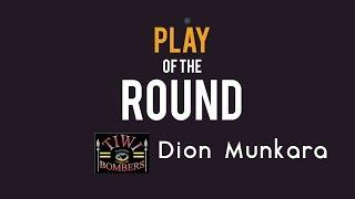 NTFL Play of the Round - Round 12 - Dion Munkara (Tiwi Bombers FC) thumbnail