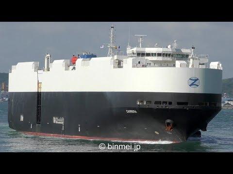 CARRERA - ZODIAC MARITIME Vehicles Carrier