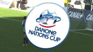 Uruguay vs France - Ranking match 15/16 - Full Match - Danone Nations Cup 2016