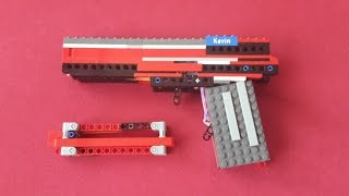 Lego Pistol (working)