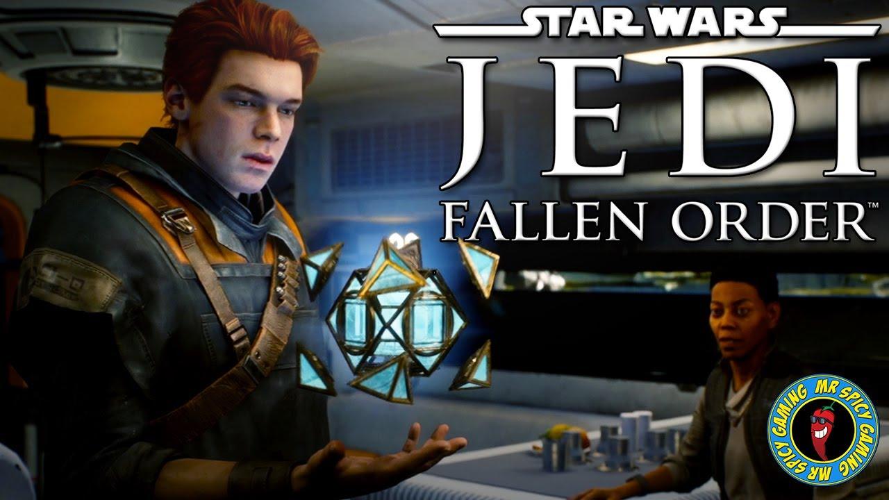HONRA COM MINHAS HABILIDADES JEDI NOVAMENTE - Star Wars Jedi: Fallen Order Gameplay Ep2 + vídeo