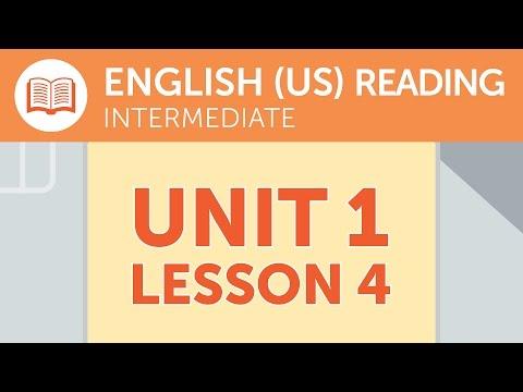American English Reading for Intermediate – Reading English Job Postings