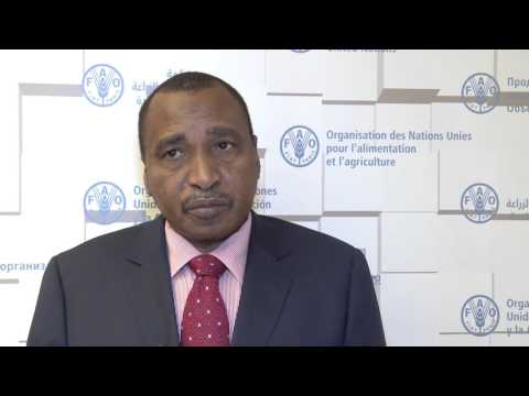 Federal Minister for Agriculture and Forestry, Republic of the Sudan