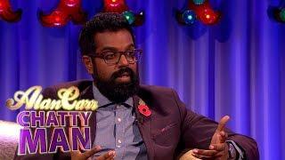 Gambar cover Romesh Ranganathan - Full Interview on Alan Carr: Chatty Man
