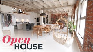 This 800 Sq Ft Loft In Los Angeles Is Little But Luxurious | Open House Tv