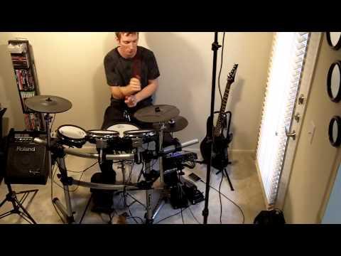 Disturbed - Conflict Drum Cover