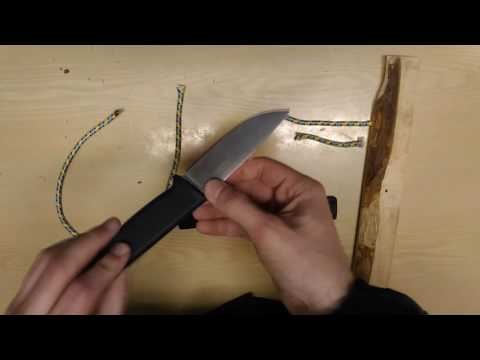 Нож для туризма, выживания, охоты и рыбалки. Обзор Fallkniven F1. Посылка с Aliexpress.