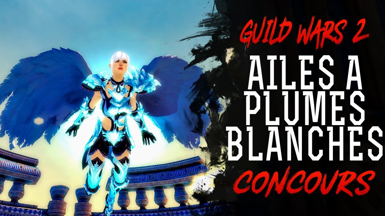 GUILD WARS 2 Qui veut gagner des ailes ? [CONCOURS] by Baderas