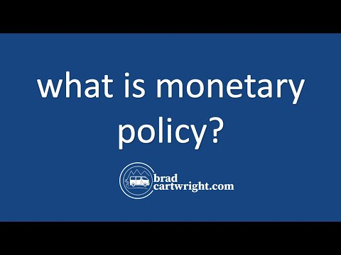 What is Monetary Policy?  |  Monetary Policy Explained  |  Overview  |  IB Macroeconomics